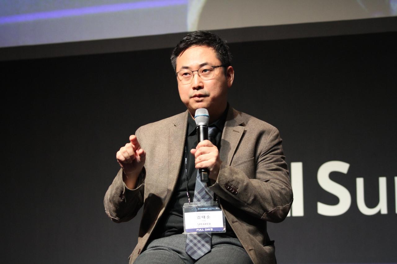 신테카바이오 김태순 대표