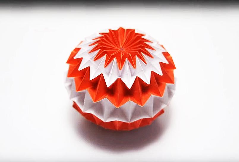 종이접기 마술 공
