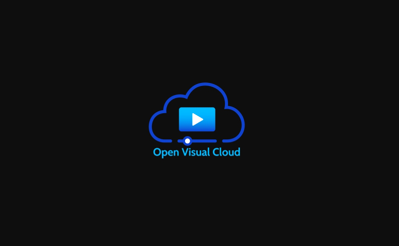 Open Visual Cloud 로고 이미지